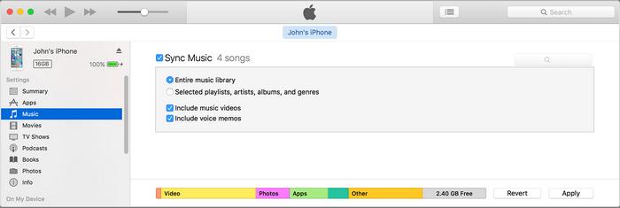 How to Transfer Apple Music to iPod Shuffle and iPod Nano on Windows