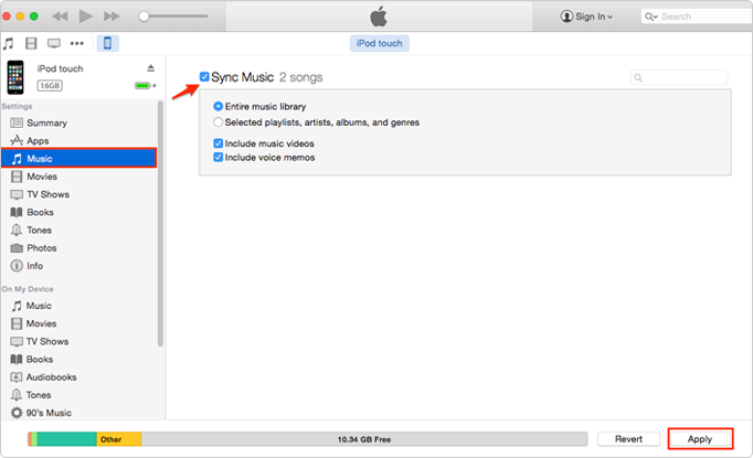 How to Transfer MP3 Songs from PC to iPod (Touch, Shuffle
